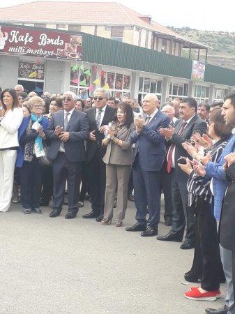İsmayıllı rayonunda Yeni BAZARIN açılışı - FOTOLAR+VİDEO