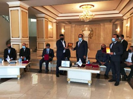 "Goranboy rayonunda ""Biznes Forum"" keçirildi - FOTOLAR+VİDEO"